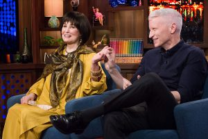 Anderson Cooper Says Mother Gloria Vanderbilt's Estate Is Worth Way Less Than People Think