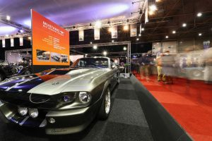 The One of a Kind Mustang From 'Gone in 60 Seconds' Went up for Auction
