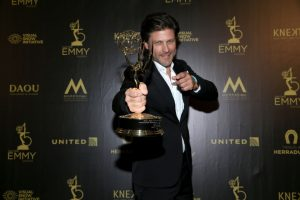 'Days of Our Lives' Star Greg Vaughan Says 'Daytime Has Opened the Doors to Many Talented Actors'