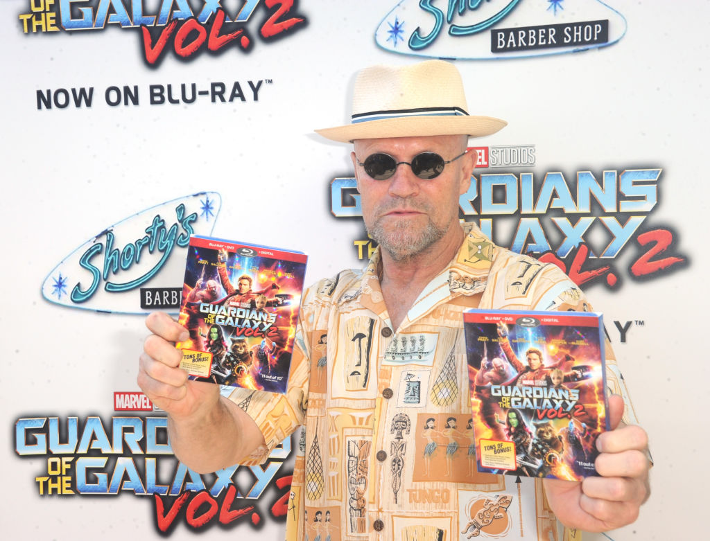 Guardians of the Galaxy: Michael Rooker