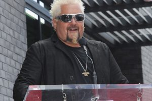 Does Guy Fieri Own the Car He Drives on 'Diners, Drive-Ins and Dives'?