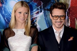 Robert Downey Jr.'s On-Screen Kisses With Gwyneth Paltrow Have Never Bothered the 'Iron Man' Star's Wife, Susan Downey