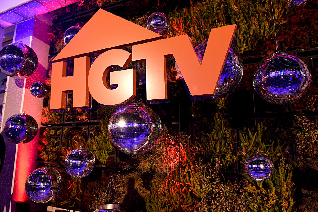 HGTV    Amanda Edwards/Getty Images for Discovery