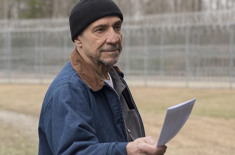 'Homeland': Dar Adal in prison