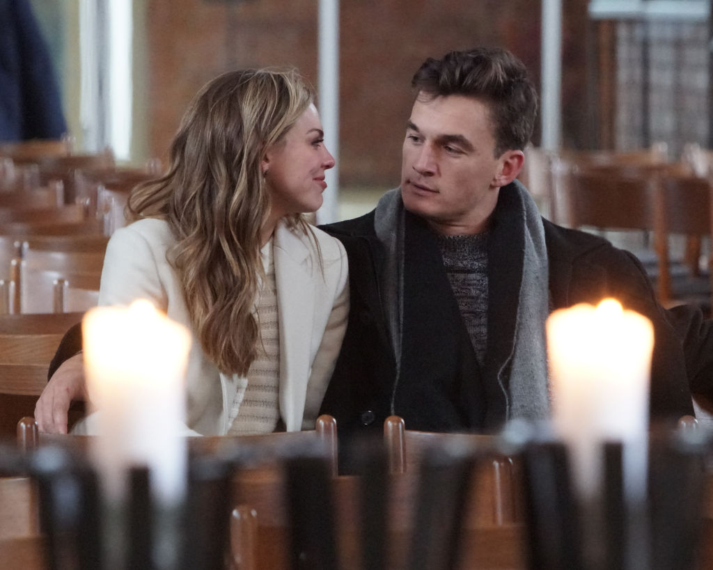 "Hannah Brown and Tyler Cameron on ABC's ""The Bachelorette"" - Season 15"