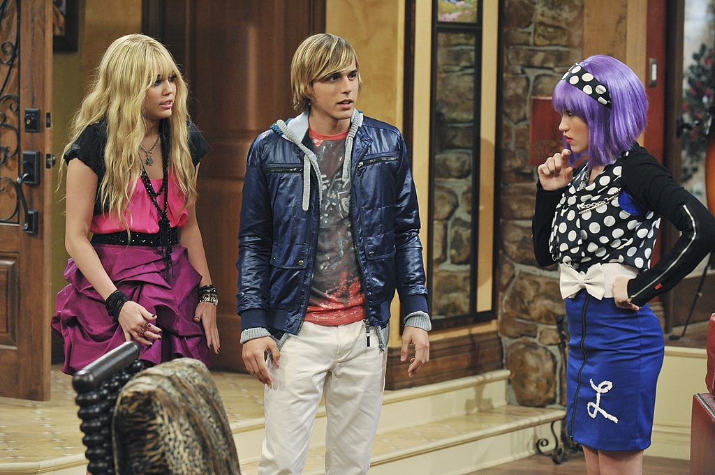 """It's The End of The Jake As We Know It"" episode of 'Hannah Montana'"