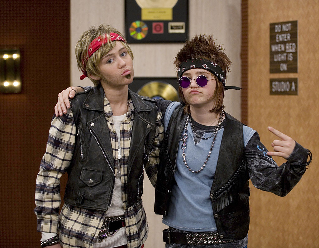 """Me and Mr. Jonas and Mr. Jonas and Mr. Jonas"" episode of 'Hannah Montana'"