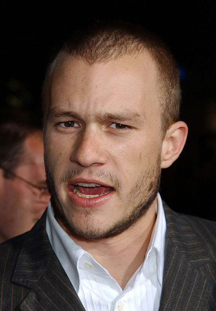 """Heath Ledger during """"The Four Feathers"""" Premiere - Los Angeles at Mann Village Theatre in Westwood, California"""