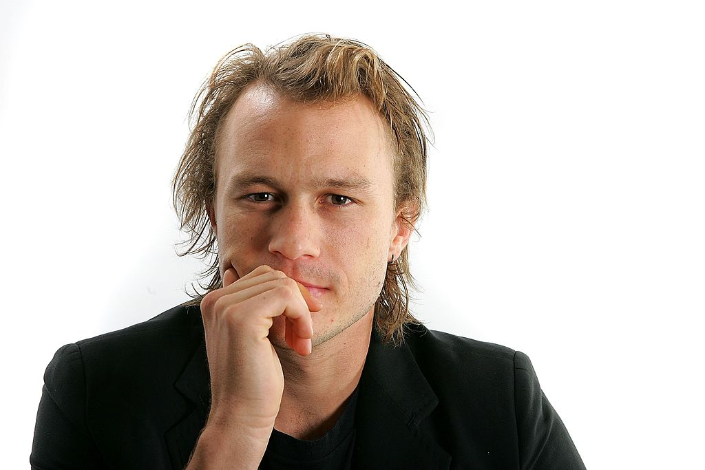 Heath Ledger at the Toronto International Film Festival