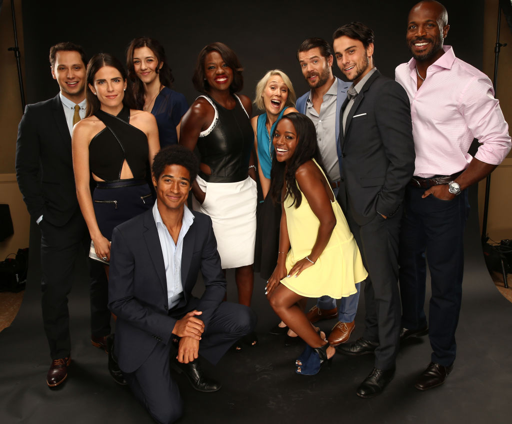 How to Get Away with Murder series finale cast