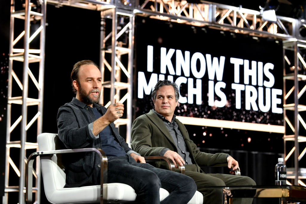 I Know This Much Is True TCA tour with Mark Ruffalo