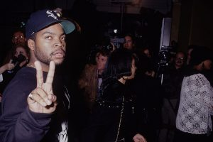 Here's How Ice Cube Shut Down Haters While Producing His First Solo Album, 'AmeriKKKa's Most Wanted'