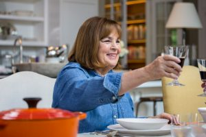 Ina Garten's 'Barefoot Contessa' Website Crashed When She Shared a Recipe From Emily Blunt