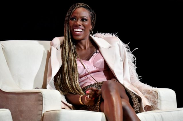 Insecure Molly Yvonne Orji