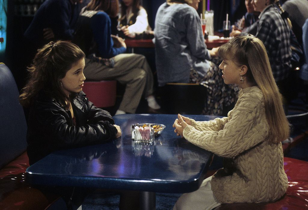 """Is It True About Stephanie?"" Episode of 'Full House'"
