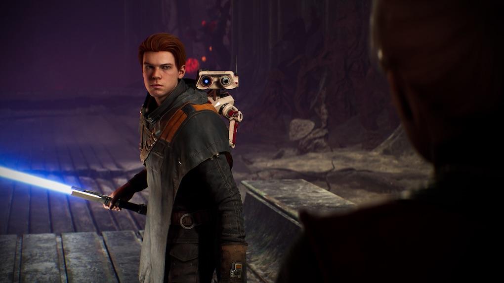 Cal Kestis in 'Jedi: Fallen Order'