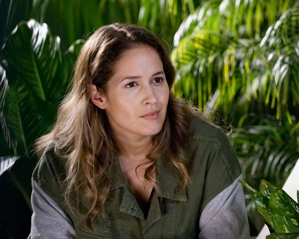 "Jaina Lee Ortiz as Andy Herrera on ABC's ""Station 19"" - Season 3"