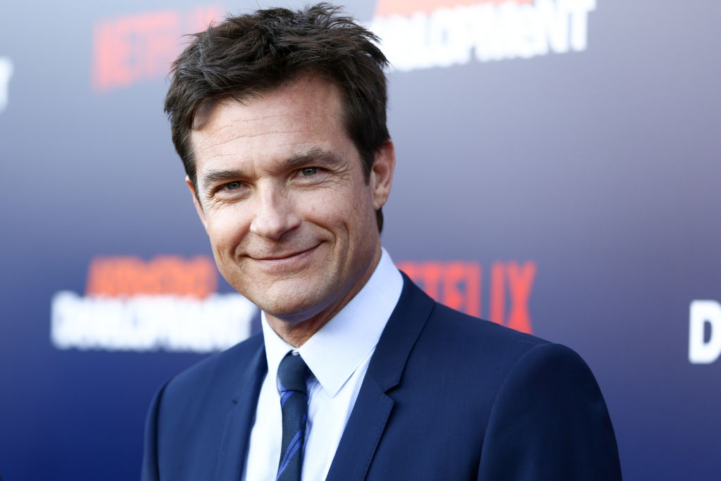Jason Bateman on the red carpet at an event in May 2018