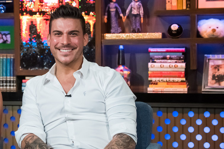Jax Taylor on 'Watch What Happens Live'