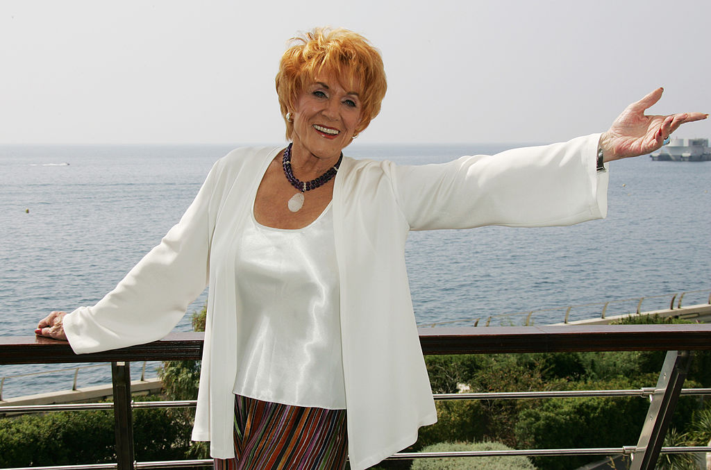 'The Young and the Restless' star, Jeanne Cooper