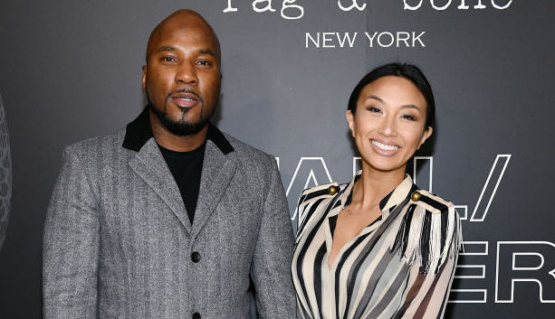 Jeannie Mai and Jeezy at an event in February 2020 in New York City