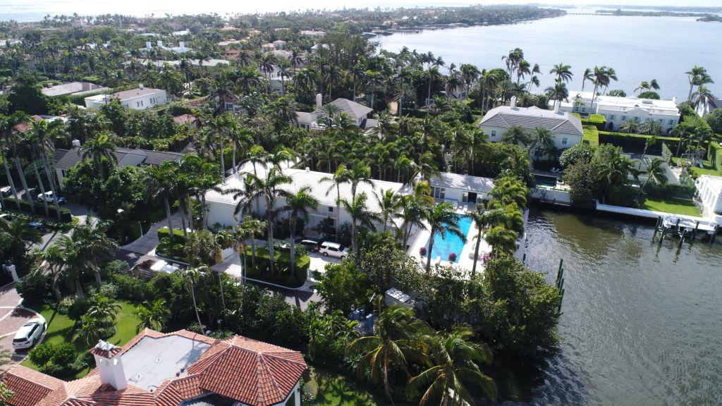 Jeffrey Epstein's Florida Home