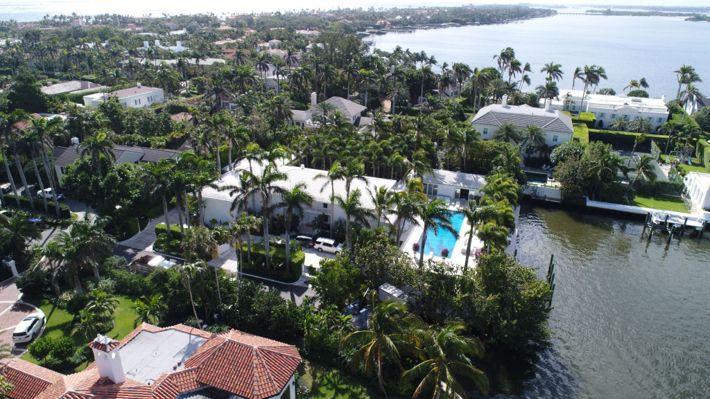 Jeffrey Epstein's Florida Home