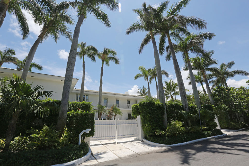 Jeffrey Epstein's House
