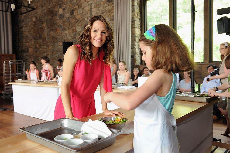 Jennifer Garner cooking show