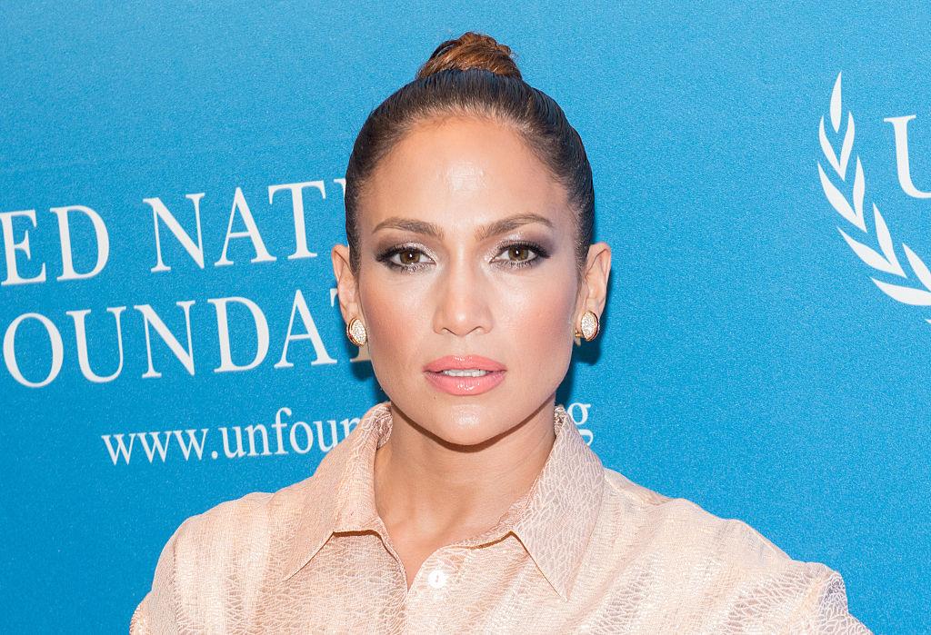 Jennifer Lopez at an event in September 2015