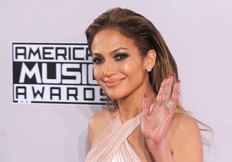 Jennifer Lopez at an event in November 2014