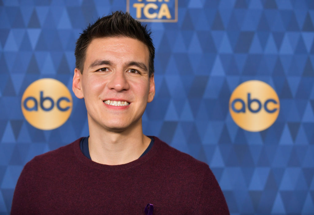 'Jeopardy James' Holzhauer attends the ABC Television's Winter Press Tour 2020