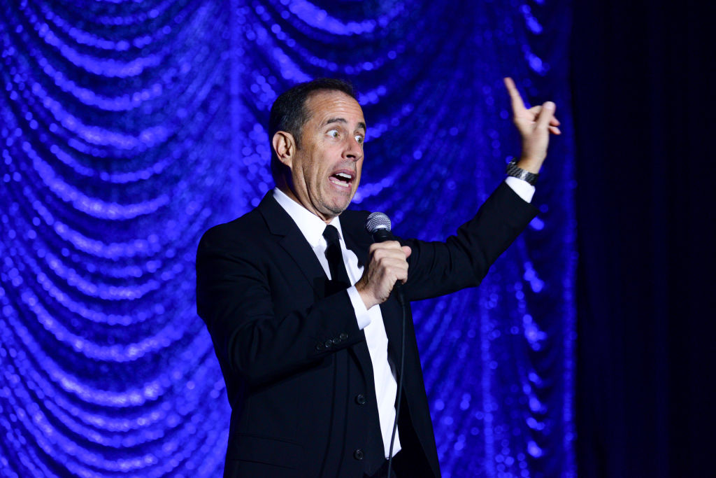23 Hours to Kill star Jerry Seinfeld