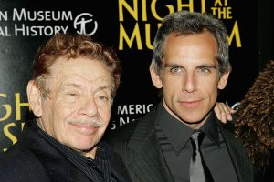 How Many Times Did Jerry Stiller and Ben Stiller Work Together?