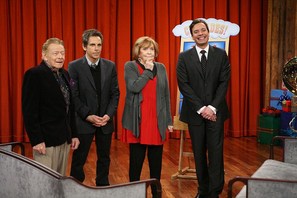 The Tonight Show: Stiller Family