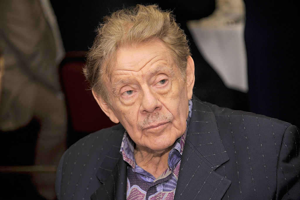 Jerry Stiller in 2012 | Gary Gershoff/WireImage