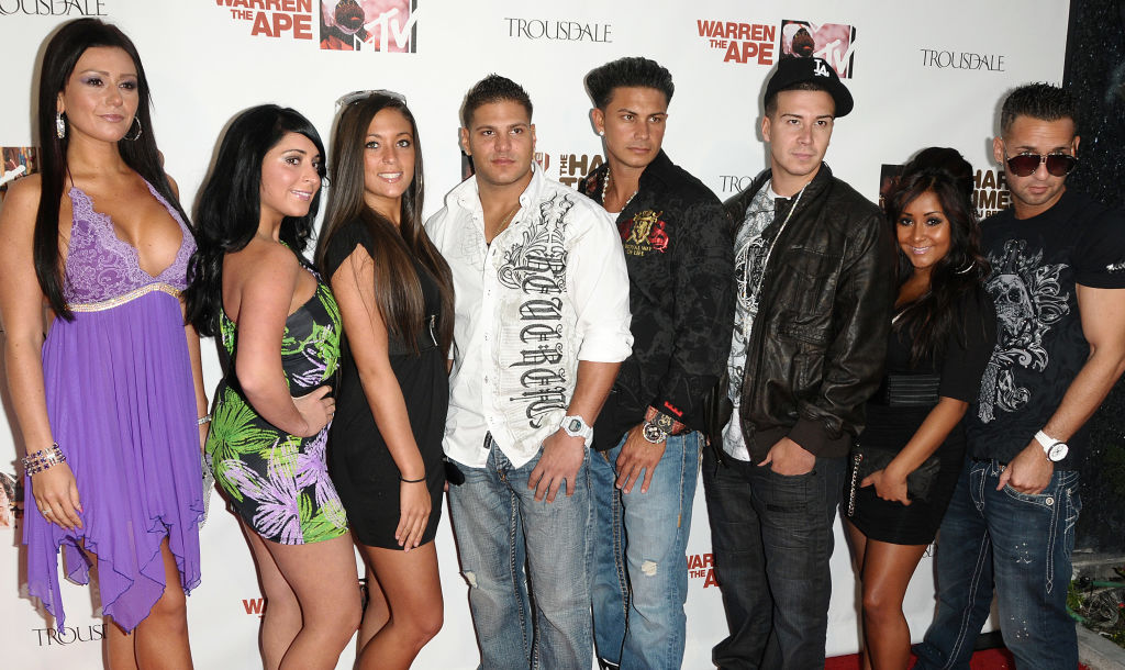 'Jersey Shore' fights