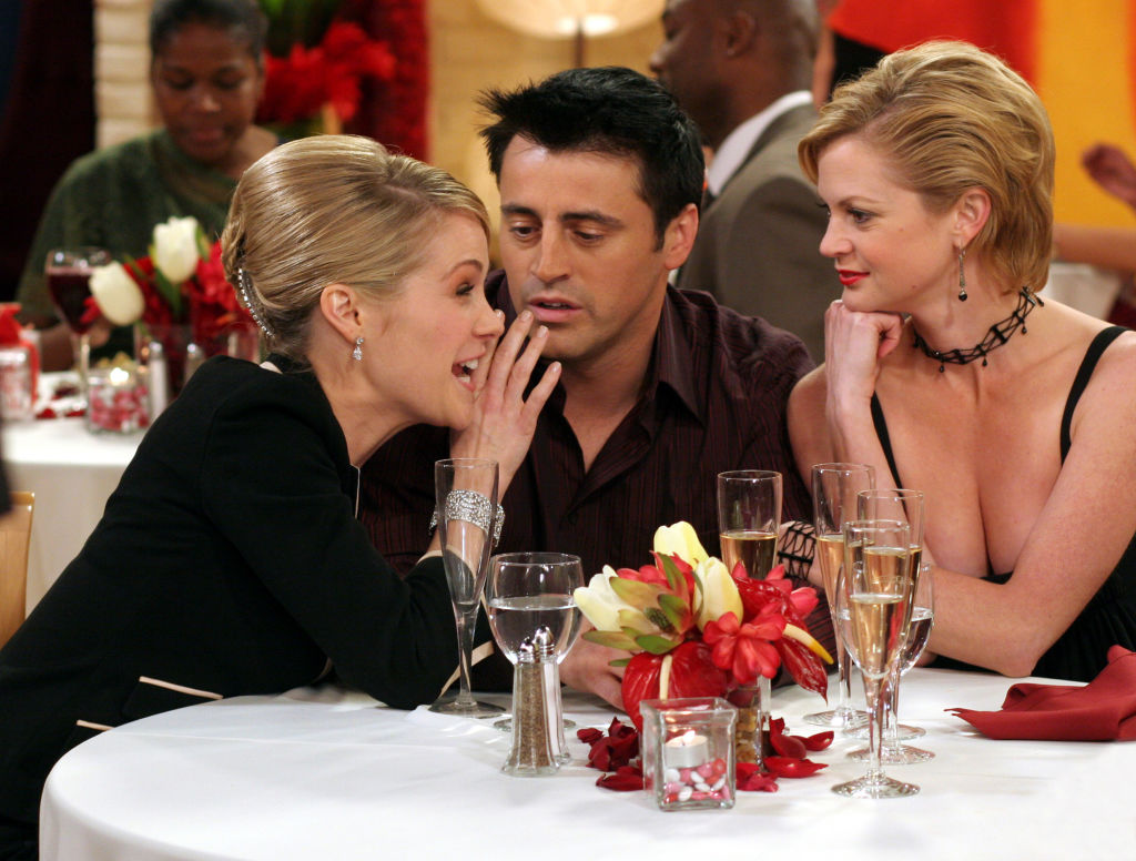 Joey and ladies