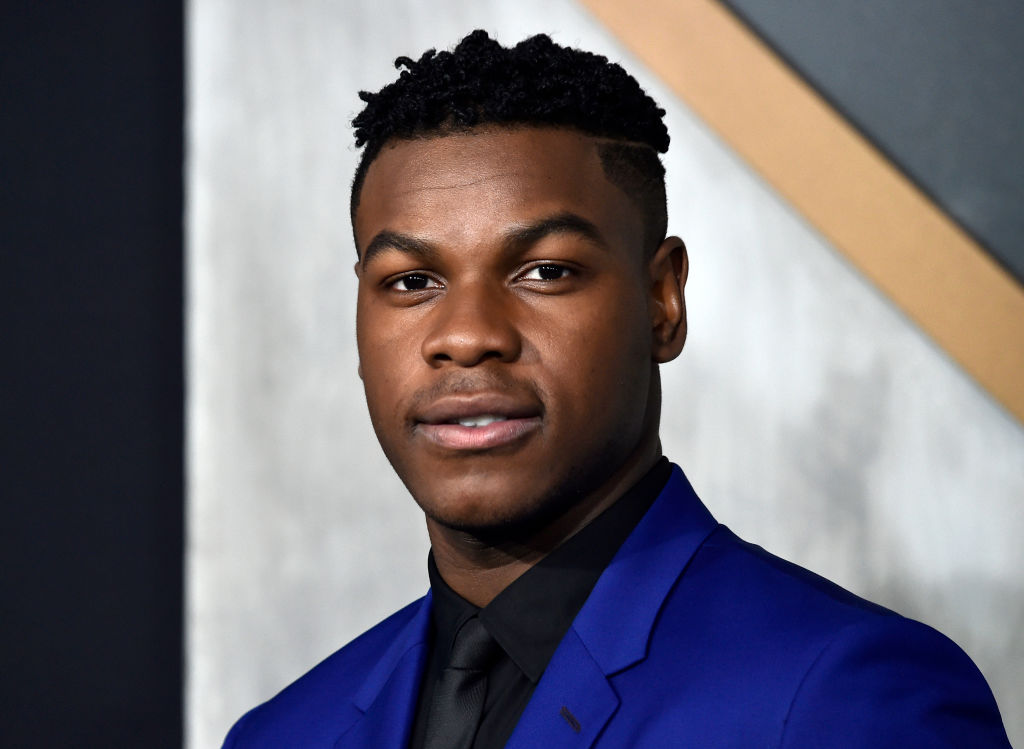 John Boyega: When did it become a crime to hate racism?