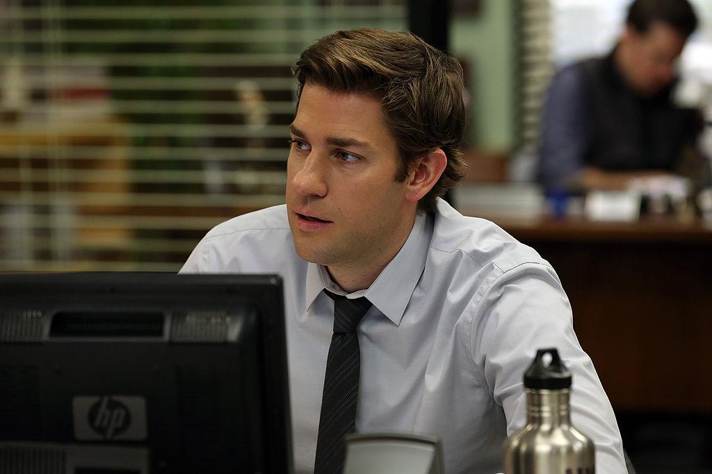 John Krasinski of 'The Office'