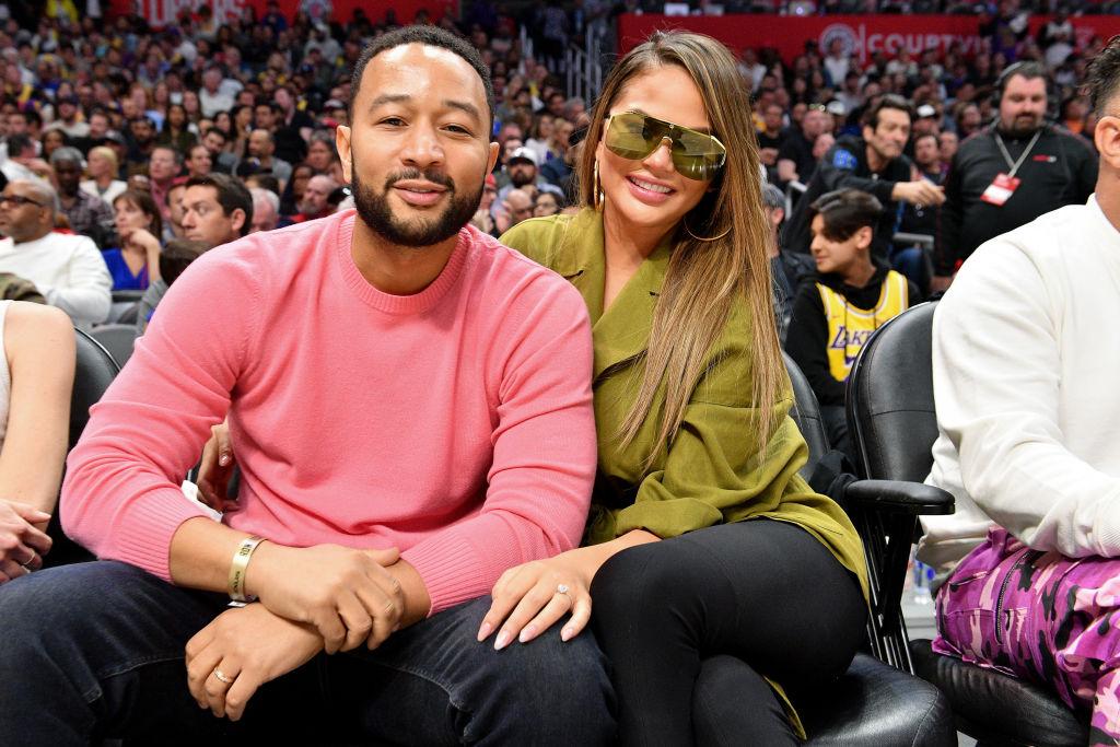 John Legend and Chrissy Teigen | Allen Berezovsky/Getty Images
