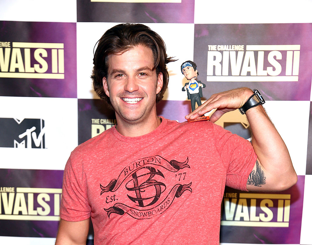 Johnny 'Bananas' Devenanzio attends MTV's 'The Challenge: Rivals II' Final Episode and Reunion Party
