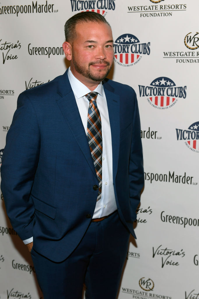 """Jon Gosselin attends """"Victoria's Voice - An Evening to Save Lives"""" presented by the Victoria Siegel Foundation in 2019"""