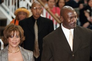 No One Really Knows Why Michael Jordan and His Ex-Wife Juanita Vanoy Got Divorced, Source Claims