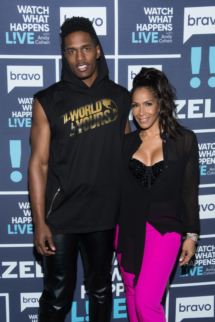 Kairo Whitfield and Sheree Whitfield in 2017