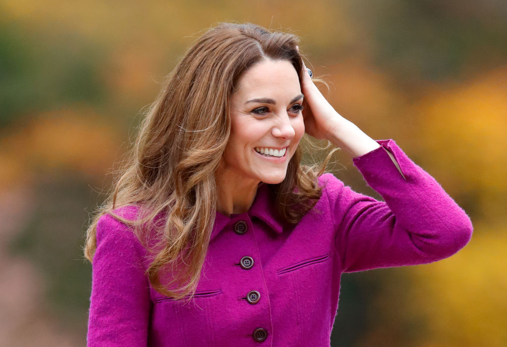 7 Photos Of Kate Middleton S Go To Casual Hairstyles