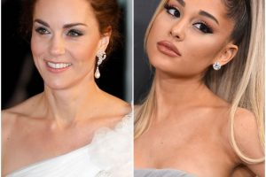 Kate Middleton and Ariana Grande Share the Same Love for Affordable Sneakers