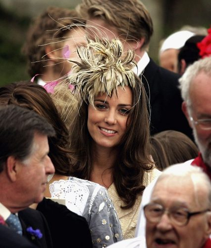 Kate Middleton attends wedding of Laura Parker Bowles and Harry Lopes