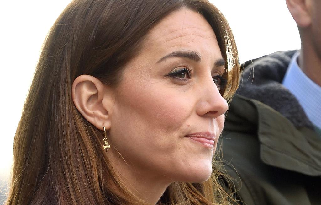Kate Middleton visits Teagasc Research Farm on day two of their Royal tour of Ireland