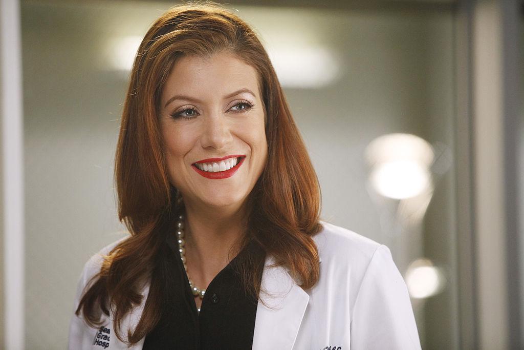 "Kate Walsh as Addison Montgomery on ABC's ""Grey's Anatomy"" - Season Eight"